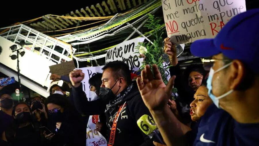 Mexique: les accusations de négligence s'intensifient après l'accident du métro