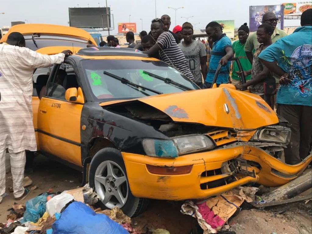 Accidents de la circulation : Le Sénégal a enregistré 3.000 morts entre 2017 et 2020