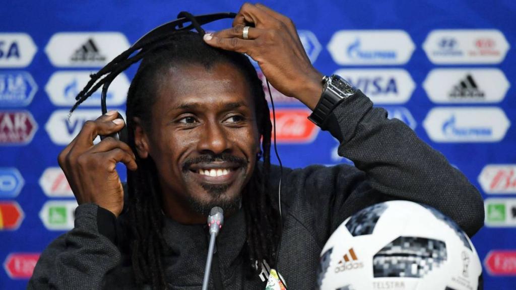 Liste des Lions : Aliou Cissé face à la presse, mardi, à Thies