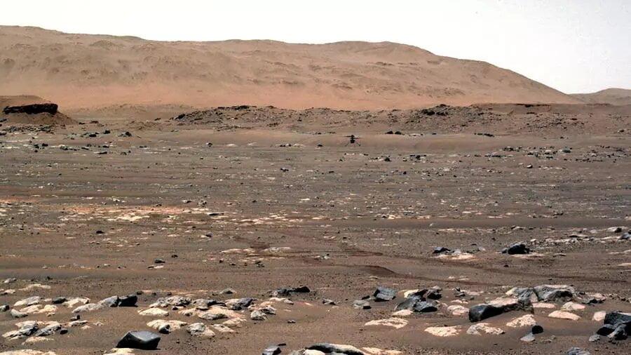 La Chine pose un robot sur Mars