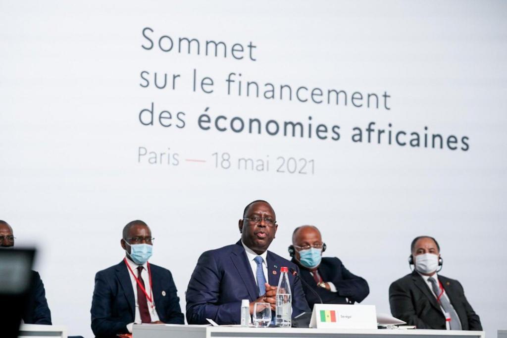 2/3 des 650 milliards de dollars de DTS: Ce que Macky demande au G20