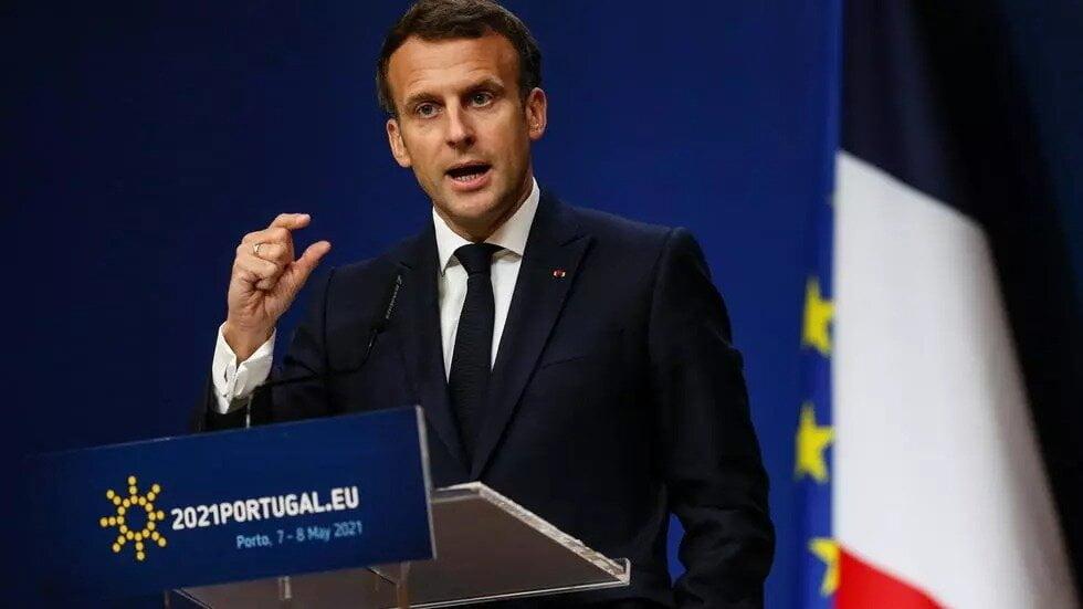 Conférence sur l'avenir de l'Europe: le président français Emmanuel Macron très attendu à Strasbourg