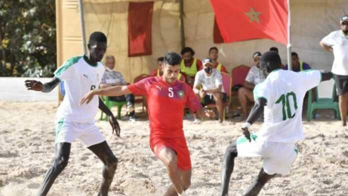 Beach Soccer : le Sénégal élimine le Maroc au bout du suspense