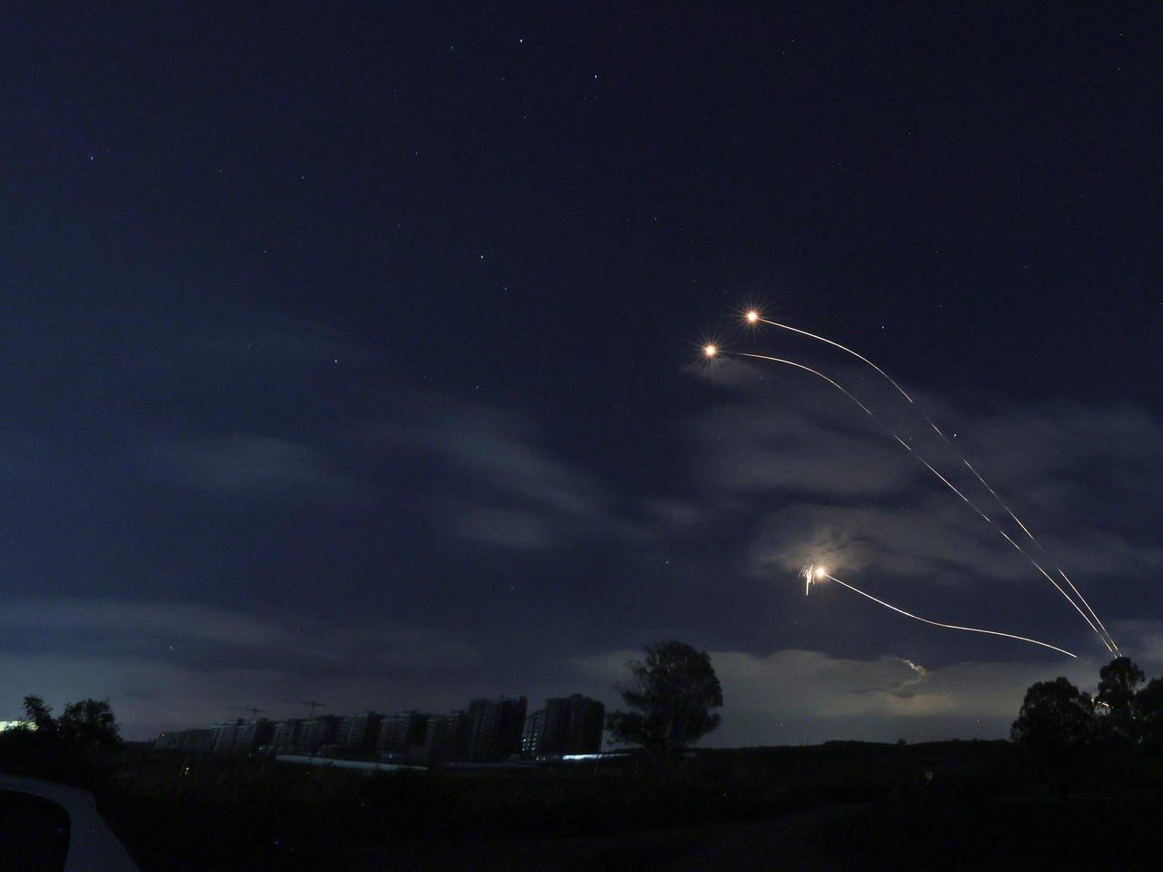 Urgent : Trois roquettes tirées depuis la Syrie vers Israël