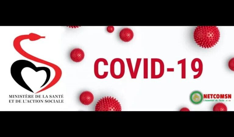 COVID-19 Sénégal : Communiqué 439/14 Mai