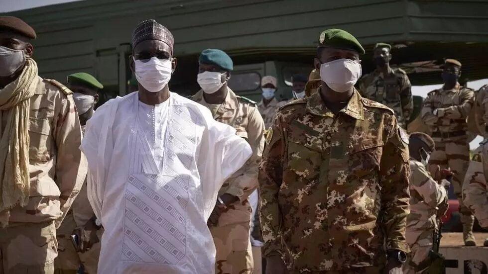 Mali: le vice-président place les dirigeants de la transition «hors de leurs prérogatives»