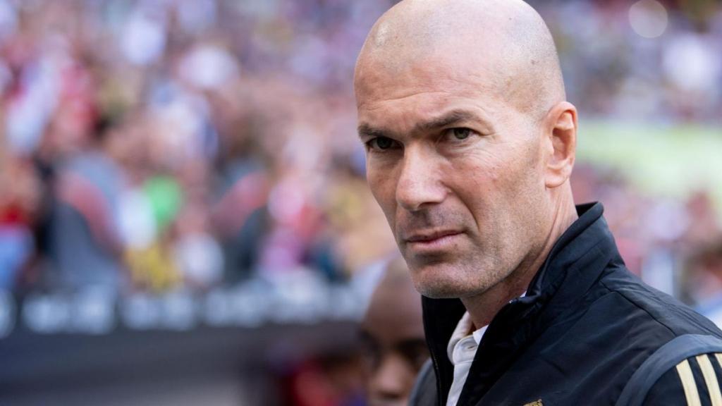 Zinedine Zidane quitte le Real Madrid !