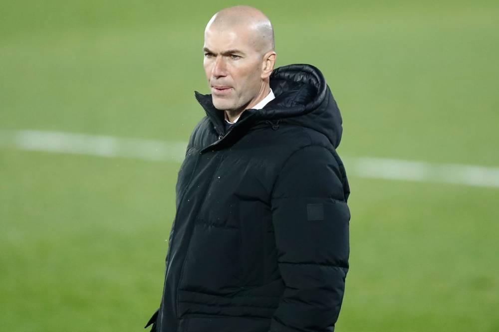 Zinedine Zidane quitte le Real Madrid à la fin de la saison
