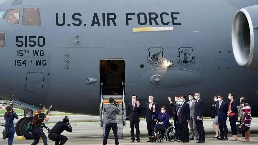 Taïwan: une visite de sénateurs américains qui pourrait provoquer l'ire de Pékin