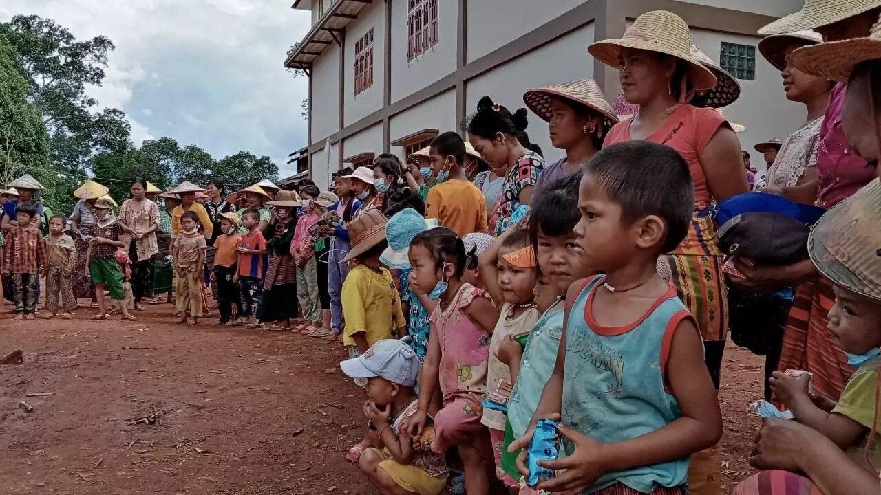 Brève : Risques de «morts en masse» en Birmanie, avertit le rapporteur de l'ONU