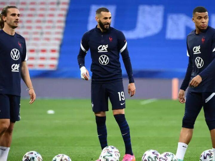 Euro 2021: France-Allemagne, choc attendu à l'Allianz Arena de Munich