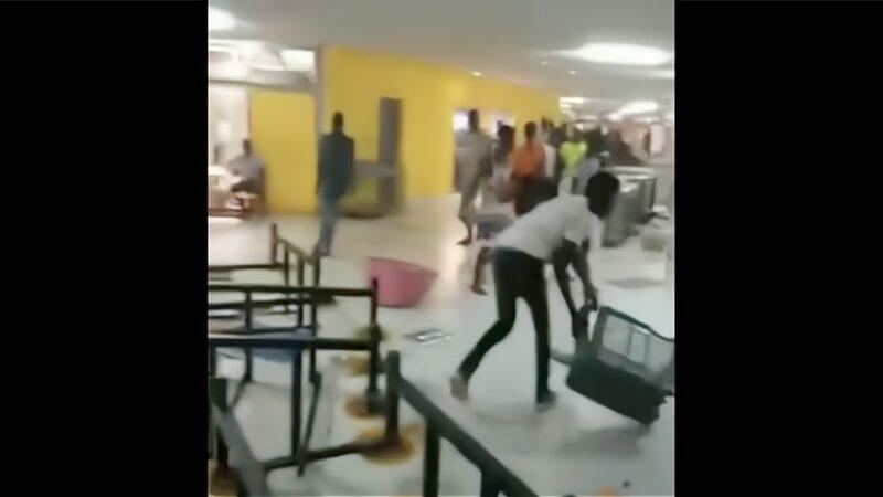 UCAD – L'insoutenable scène de vandalisme des étudiants!