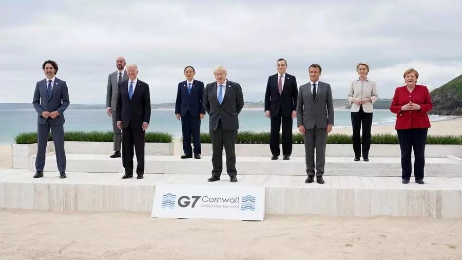 Le G7 se concentre sur la reprise post-pandémique et la lutte contre le réchauffement climatique
