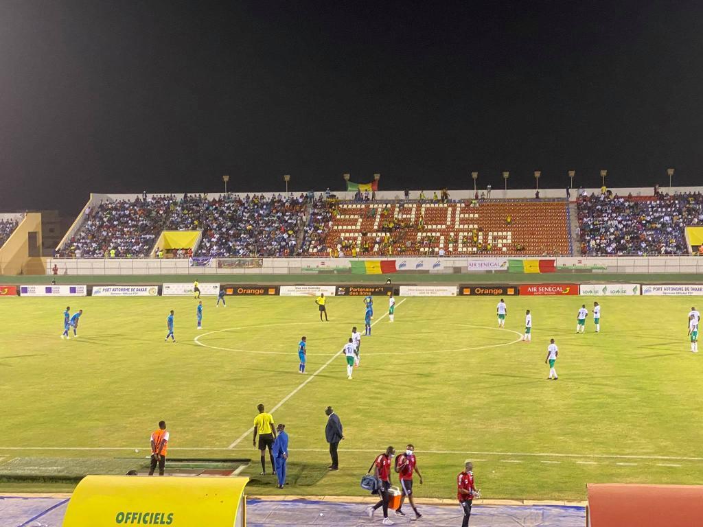 Sénégal vs Cap-Vert : les Lions s'imposent en amical (2-0)