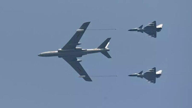Incursion sans précédent d'avions militaires chinois aux portes de Taïwan