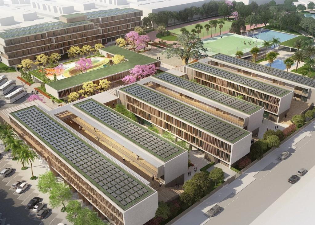 L'école internationale africaine ouvre ses portes en septembre à Diamnadio