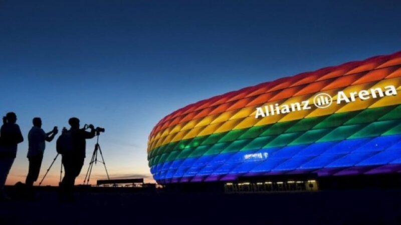 Euro 2020-Le stade de Munich aux couleurs LGBT : l'UEFA a tranché