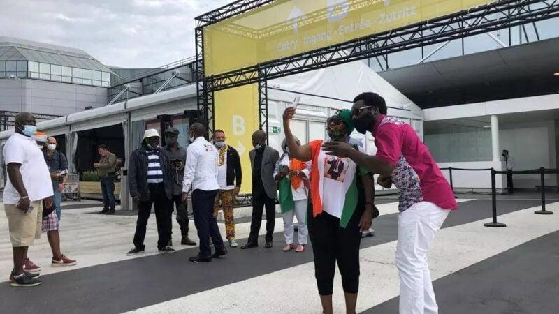 Côte d'Ivoire: à Bruxelles, un départ en toute discrétion pour Laurent Gbagbo