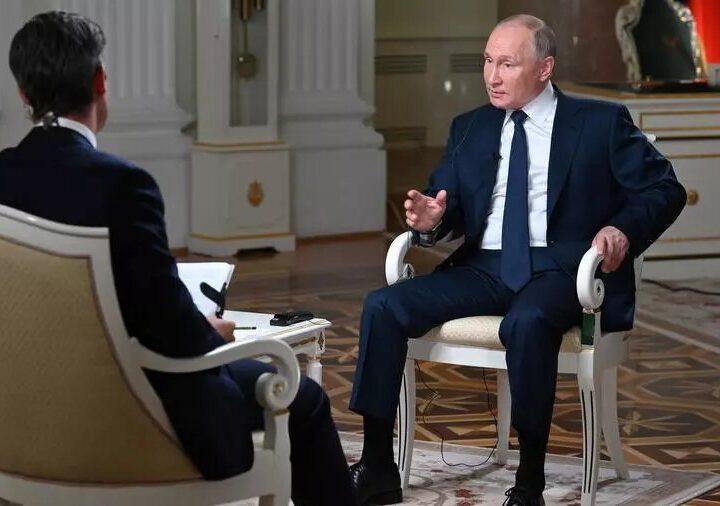 Cybercriminalité: des accusations anti-russes «grotesques» aux yeux de Vladimir Poutine