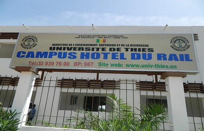 Université de Thiès: «Sabotage» et crainte d'une «année blanche», le gouvernement indexé