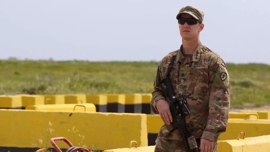 Irak: interception de deux drones au-dessus d'une base abritant des soldats américains