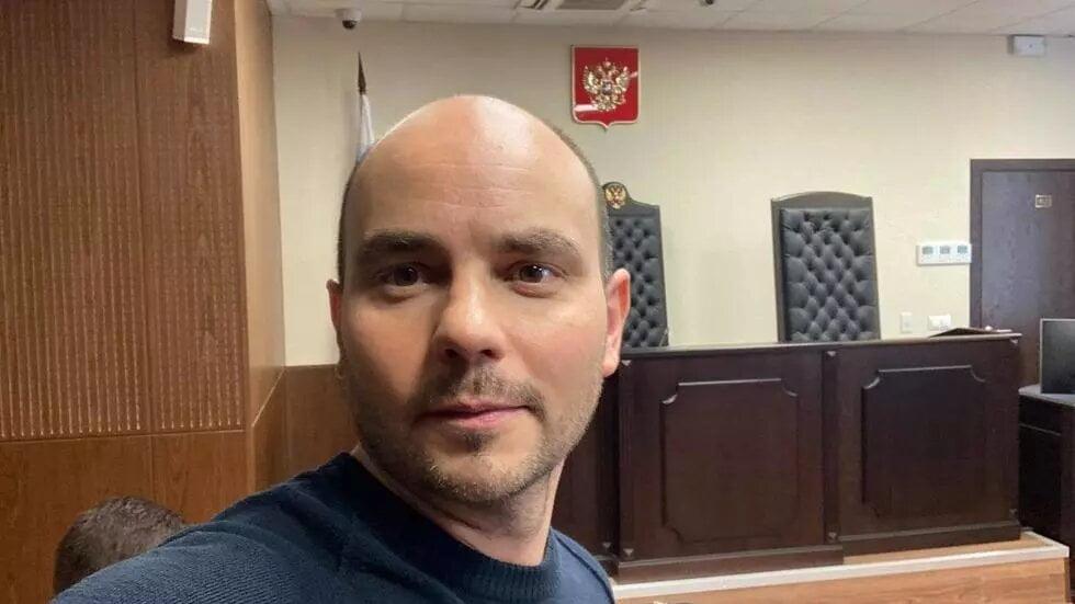 L'opposant russe Andrei Pivovarov arrêté à l'aéroport de Saint-Petersbourg