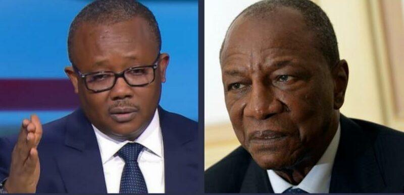 Fermeture des frontières avec le Sénégal: Embalo fusille Condé en plein sommet