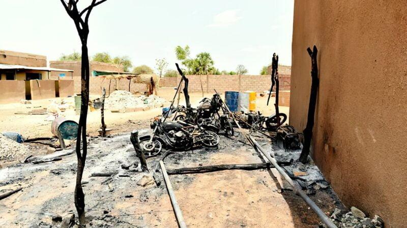 Burkina: une «dizaine de policiers» tués dans une embuscade dans le Nord