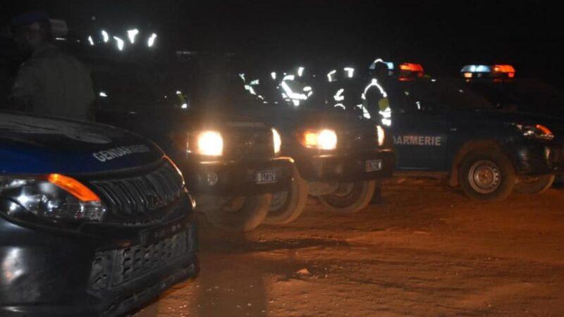 Dakar : la déchirante scène du bébé abandonné au croisement de Keur-Massar nuitamment