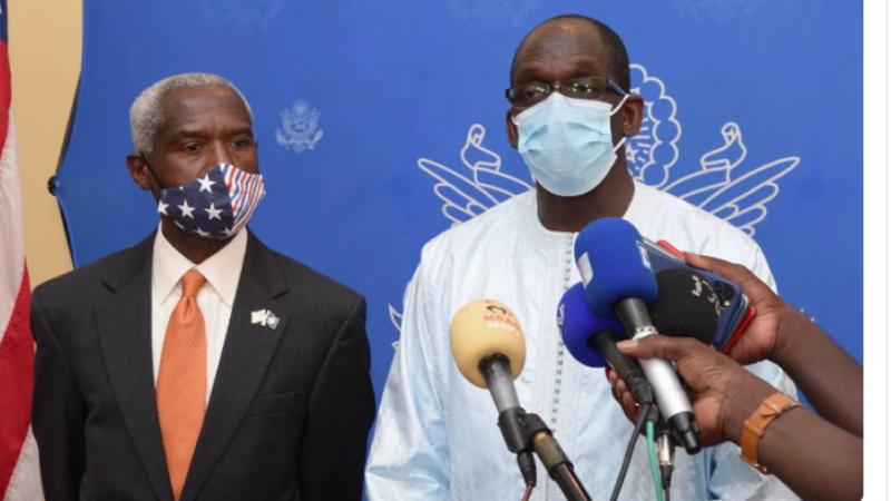 Covid-19 : La vaccination avec Johnson & Johnson lancée à Dakar