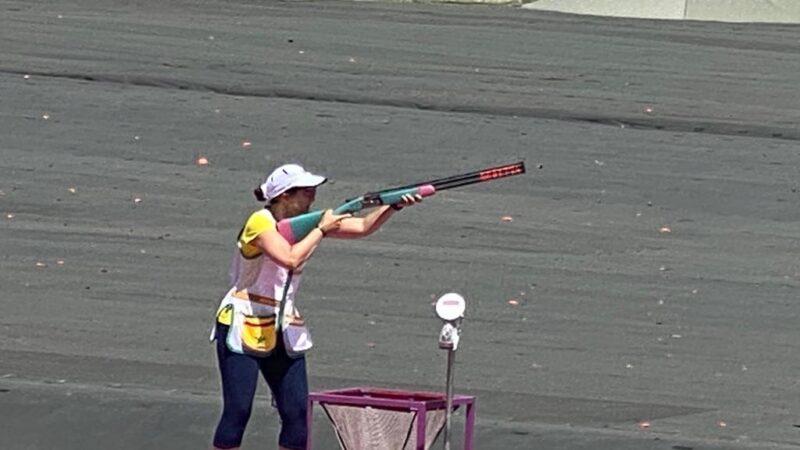 Jeux Olympiques : Chiara Costa, la sénégalaise du Skeet, passe le 1er tour