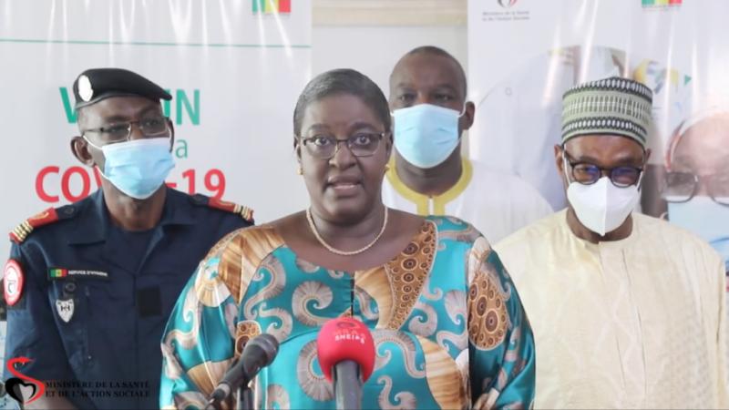 Réunion du CNGE: les révélations terribles du Directeur général de la Santé