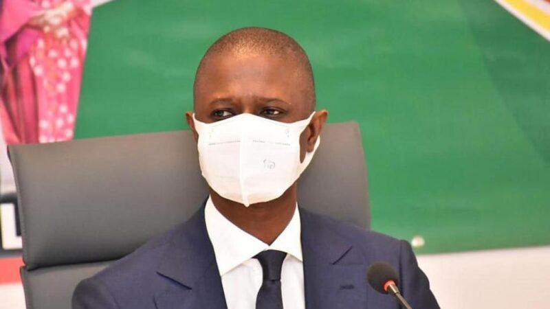 Port obligatoire du masque: Le ministre de l'Intérieur proroge l'arrêté (Document)