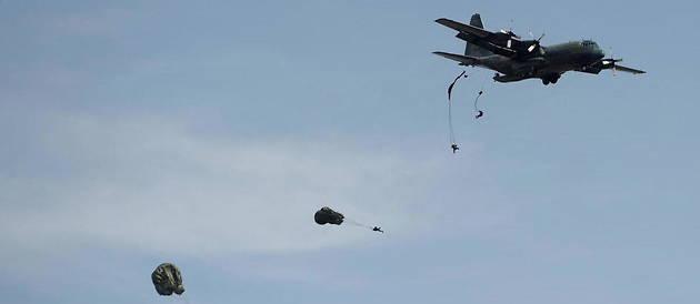Crash d'un avion militaire avec 85 personnes à bord