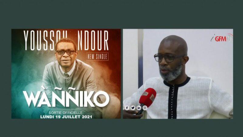 Nouveau single de Youssou NDOUR : Bouba NDOUR explique…
