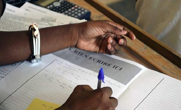 BAC-2021 : 157 312 candidats en salle d'examen