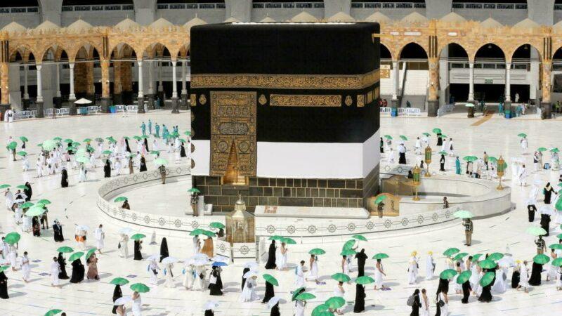 Hajj: «Seuls 60 000 pèlerins peuvent se rendre à la Mecque cette année»