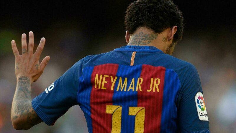 Accord Barça-Neymar pour mettre fin «à l'amiable» à leurs litiges (club)