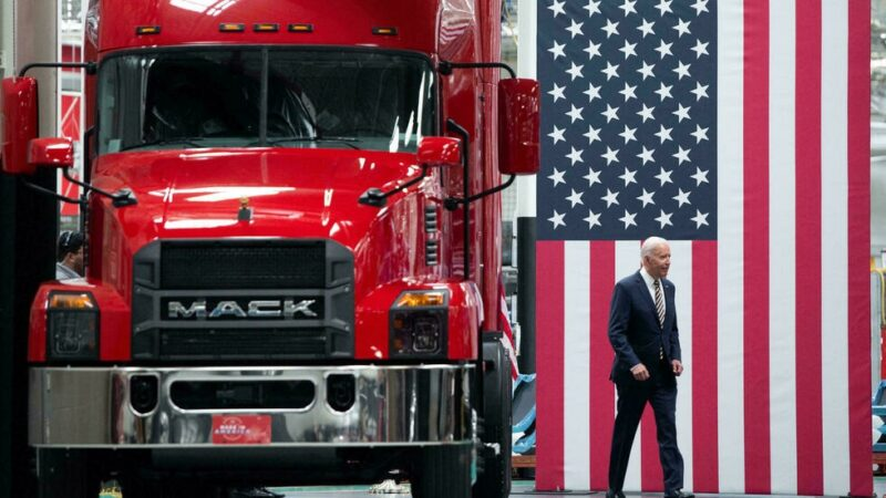 L'économie américaine retrouve son niveau d'avant-crise