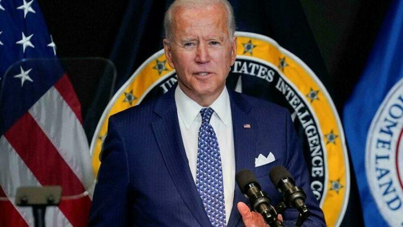 États-Unis: Biden accuse la Russie de vouloir perturber les législatives de 2022