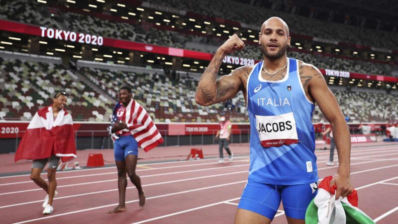 JO de Tokyo 2021 : l'Italien Lamont Marcell Jacobs, un outsider nouveau roi du 100 mètres